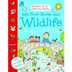 Bloomsbury Activity Books: My First Birds and Wildlife Acti