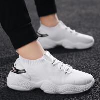 2019新款夏季男鞋韩版的鞋子潮流帆布高帮鞋男士运动休闲鞋夏季透气潮鞋