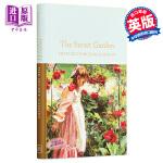 【中商原版】Collectors Library系列:秘密花园 英文原版 The Secret Garden