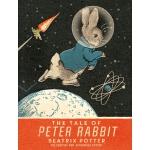 英文原版 彼得兔的故事:登月50周年纪念版 精装礼品书 The Tale Of Peter Rabbit : Moon
