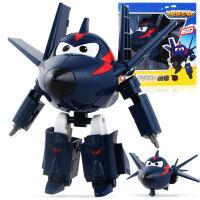 奥迪双钻超级飞侠玩具大号变形机器人全套装小飞侠玩具 酷雷