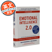 Emotional Intelligence 2.0 英文原版 情商2.0 又译既然情商很重要 Travis Brad