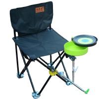 钓鱼椅可折叠炮台椅台钓椅便携钓凳渔具垂钓户外折叠椅