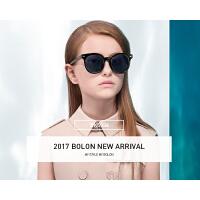 暴龙太阳镜儿童2017新款 女童圆形时尚少年儿童墨镜女孩BK5006