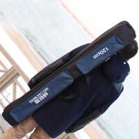 1.25米帆布包 双层鱼杆包 垂钓包台钓竿包渔具包