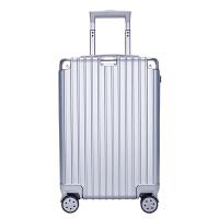 铝框拉杆箱24英寸密码锁行李箱复古20寸旅行箱静音万向轮男女学生22寸大容量16寸登机箱