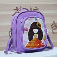 儿童包包 休闲包 公主包 小女孩 双肩包背包手拎包 零钱包