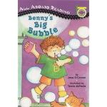 Benny's Big Bubble All Aboard Reading汪培�E推荐英文原版阶段 英文原版绘本儿童图画