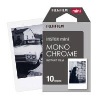 Fujifilm/富士mini胶片8/7S/25/90趣奇俏相纸拍立得白边黑白胶片