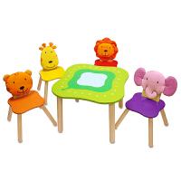 【当当自营】 森林椅 / 老虎 儿童小书房专属木质家具