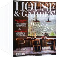 英国 HOUSE & GARDEN 杂志 订阅2021年 E38 别墅装修花园设计杂志