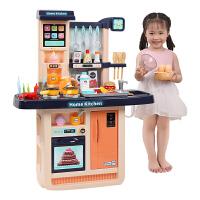 儿童厨房玩具套装做饭女童女孩子过家家宝宝生日礼物