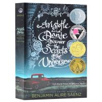 亚里士多德和但丁发现了宇宙的秘密 英文原版 Aristotle and Dante Discover the Secre