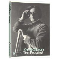 正版现货 先知 纪伯伦 英文原版 The Prophet 英文版进口英语文学书籍 Penguin Classics 企