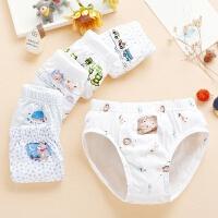 婴幼儿宝宝面包短裤儿童男童女童小孩0-1-3岁纯棉小童三角裤内裤
