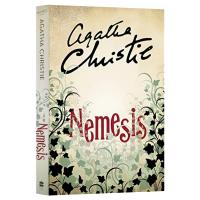 Miss Marple Nemesis 阿加莎系列 马普尔小姐探案第三季 复仇女神 英文原版 推理侦探小说 进口英语书籍
