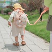 【满200减130】迷你巴拉巴拉儿童小书包男女童卡通玩偶背包小宝宝书包新