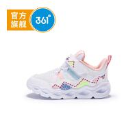 【夏清仓1件3折价:77.7】361度童鞋 女童跑鞋 小童 2021年春季K81934555