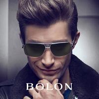 暴龙太阳镜男2016新款个性高清偏光司机开车眼镜方形墨镜潮BL2350