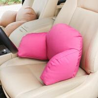 爱优活办公室午睡头枕护腰靠垫汽车椅子靠枕小号放办公椅放车上