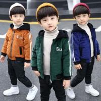 儿童冬装秋冬季外套