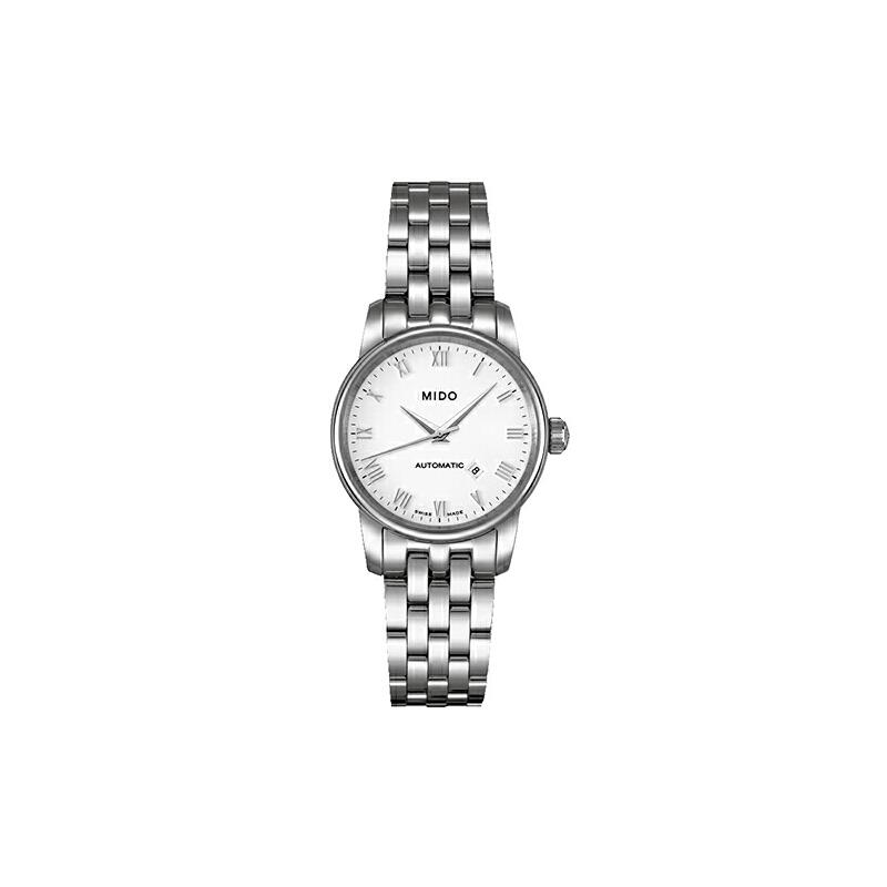 美度MIDO-贝伦赛丽系列 M7600.4.26.1 机械女士手表【好礼万表 礼品卡可购】下单后16:45前支付,1-3个工作日到达