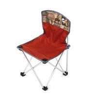 户外折叠椅写生露营靠背椅子全铝便携