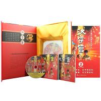 汉字宫一二儿童早教识字DVD视频光盘正版学拼音学汉字学字理文化