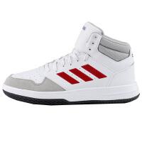Adidas阿迪达斯男鞋运动鞋休闲耐磨高帮篮球鞋EH2558