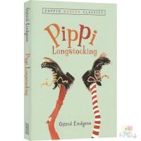 Pippi Longstocking 长袜子皮皮 儿童章节小说 国际安徒生奖 儿童成长小说读物 国际安徒生奖 Astri