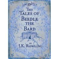 The Tales of Beedle the Bard 诗翁彼豆故事集经典版 英文原版 哈利波特系列 J.K.罗琳