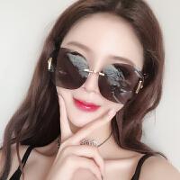 新款个性潮大框太阳眼镜网红明星同款街拍