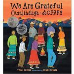 英文原版 我们很感恩 精装绘本 We Are Grateful: Otsaliheliga