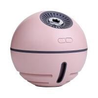 太空球加湿器USB大容量加湿器喷雾可充电小风扇