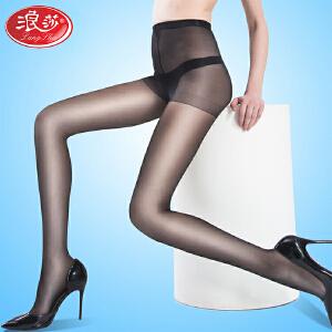 5双浪莎丝袜连裤袜防静电肉色丝袜春夏季超薄款 性感显瘦丝袜