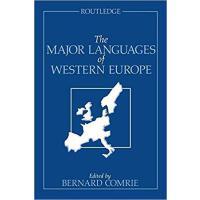 【预订】The Major Languages of Western Europe 9780415047388