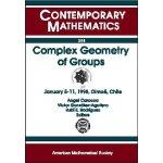 【预订】Complex Geometry of Groups 9780821813812