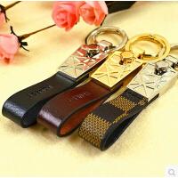 鸟巢纹男女钥匙扣钥匙链汽车钥匙扣情侣生日创意礼