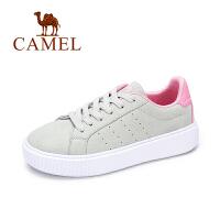 Camel/骆驼 新款 韩版百搭低帮鞋板鞋女 时尚休闲鞋