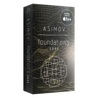 银河帝国6 基地边缘 Foundation's Edge 英文原版小说 英文版科幻小说书 Isaac Asimov 艾萨