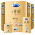 Durex 杜蕾斯 成人情趣性用品 避孕套 安全套 超薄尊享3合1装18只+倍滑超薄2只+紧型超薄4只