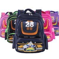 开学必备小学生书包 书包小学生男女1-3-6年级儿童双肩包可爱卡通学生书包新款背包 开学礼物
