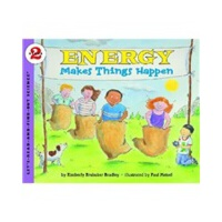 Energy Makes Things Happen (Let's Read and Find Out) 自然科学启蒙