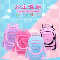 韩版可爱公主儿童包包幼儿园女童小背包出游小学生书包潮1-3-4-6年级校园小清新3-5年级可爱书包
