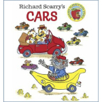 【预订】Richard Scarry's Cars Board Book 9780385389266