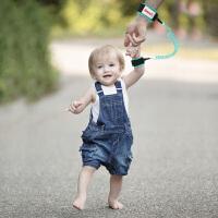 蓓臣 婴幼儿童牵引绳 加长可拉伸2.5M宝宝防丢失绳 内含钢丝加厚360度钢头不缠绕防丢带