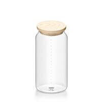 尚明密封食品收纳保鲜罐 糖果罐 大容量密封玻璃罐茶具茶叶罐S105 S106 S107