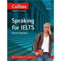 【二手书8成新】Collins Speaking for Ielts by Karen Kovacs Karen Ko