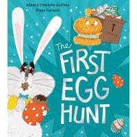 【预订】The First Egg Hunt