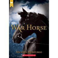 【现货】英文原版 战马 War Horse 斯皮尔伯格电影原著 9-12岁适读 假期读物 迈克尔・莫波格